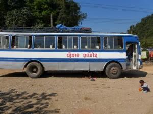 Bus diretta Phongsaly