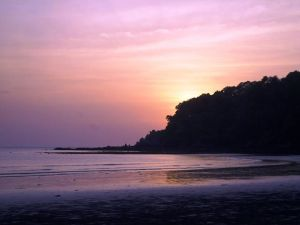 Tramonto Koh Phayam