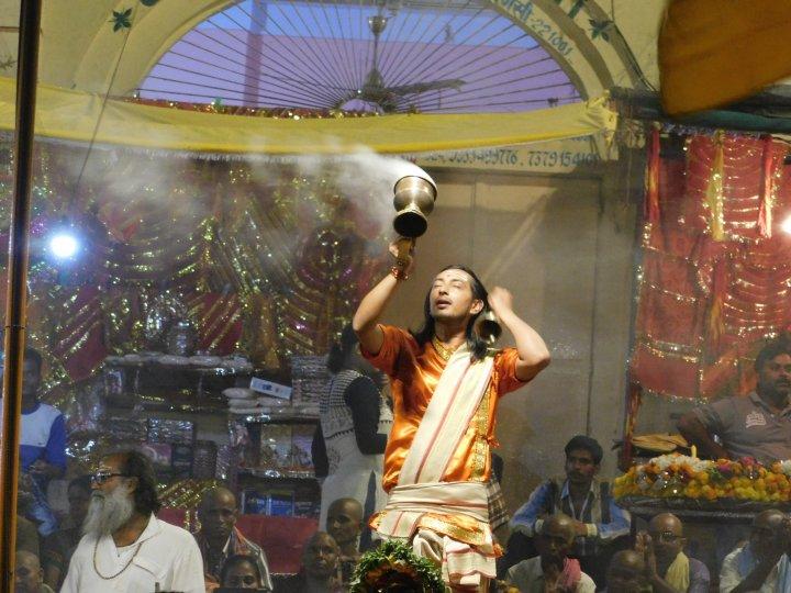 78 giorni in India e il capitoloVaranasi